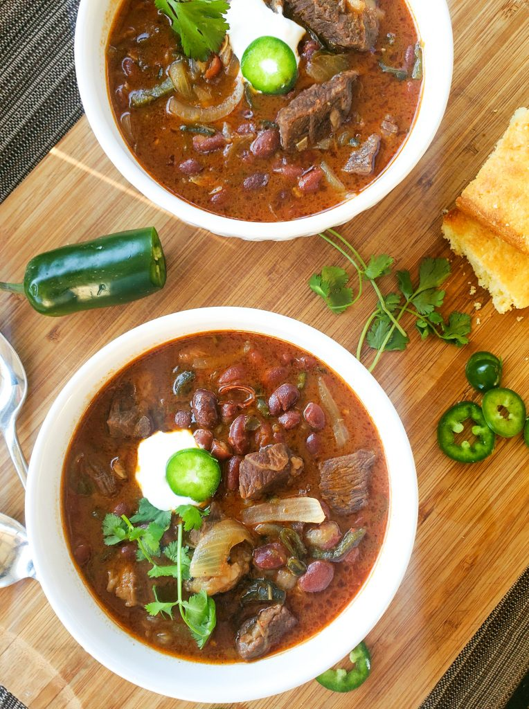 Out West Cowboy Chili