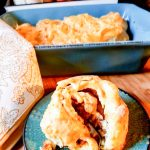 People wait all year for the fall flavors of pumpkin spice and it's so easy to turn your favorite cinnamon rolls into pumpkin cinnamon rolls!